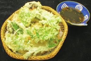 美食/天妇罗田七叶