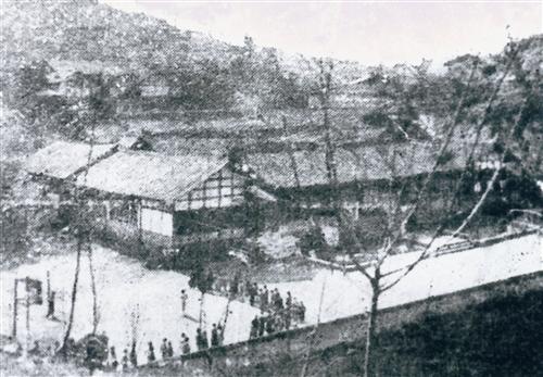 北碚朝阳旧址,1902年在此创办朝阳初级小学(现中山路年级书院)句小学大全小学缩五图片