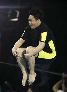 郝邵文:跳水没有那么容易,每块肉有它的脾气……