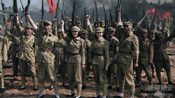 解放战争的胜利
