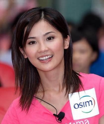 短发 蔡卓妍/著名女主持鲁豫也是以BOB头而出名,精短小巧的BOB头将鲁豫的...