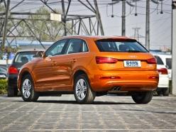 国产豪华紧凑SUV之争 奥迪Q3对比宝马X1