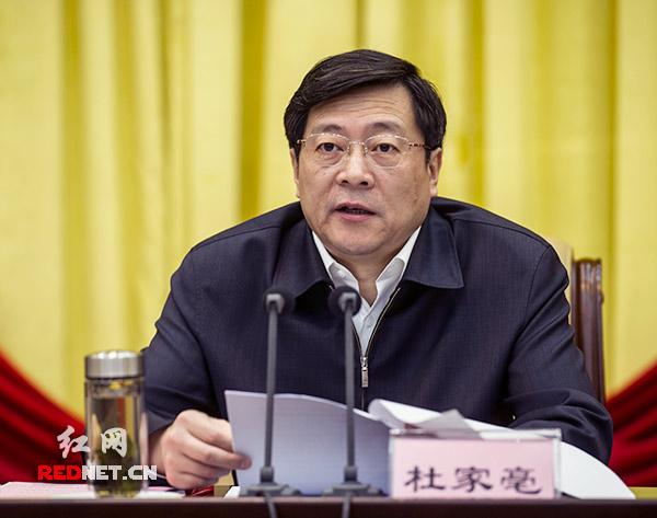 省委副书记孙金龙,省委原书记
