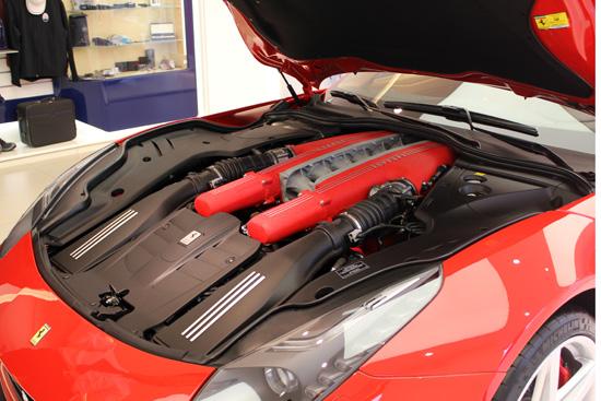 F12 berlinetta动力系统