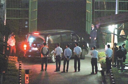 台湾六名死刑犯罪证确凿伏法 两人捐赠器官遭拒