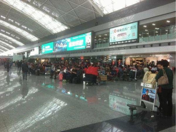 成都市内到双流机场_成都双流机场航班已恢复 部分飞机设备需要检修-搜狐旅游