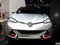 MG品牌首款量产城市SUV概念车亮相车展