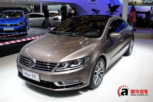 国产新大众CC延续了海外版车型的设计风格,经过重新设计的前脸采用了大众最新的家族设计样式。与现款车型相比,新款大众CC融入了更多的商务气息,使得整车在外型上更加沉稳。