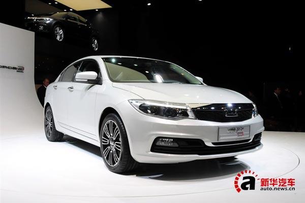 车身尺寸方面,观致GQ3的长宽高分别为4615mm/1839mm/1445mm,轴距为2690mm,与速腾的尺寸比较接近,属于标准的紧凑型车。