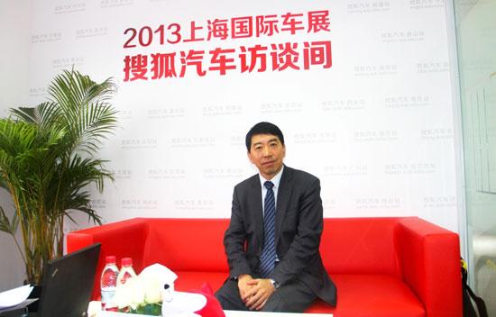 广汽吉奥销售公司总经理李锋