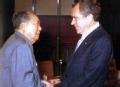 中美破冰之旅之尼克松访华