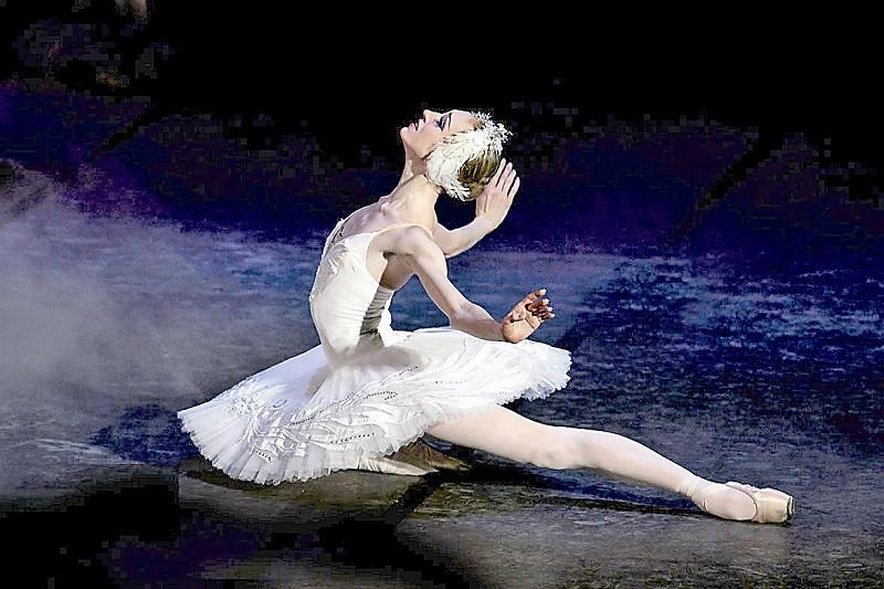 女星芭蕾造型比拼图片下载图片