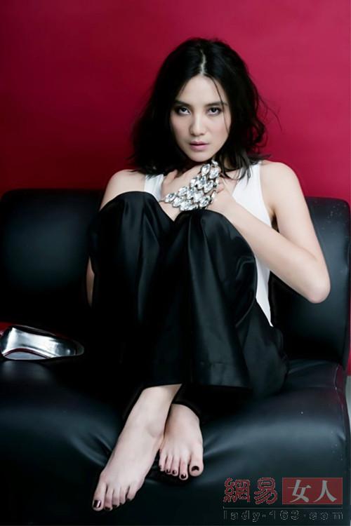 看脚识美女 范冰冰张柏芝多是希腊脚组图 搜-漂亮的女人脚丫图片,美图片