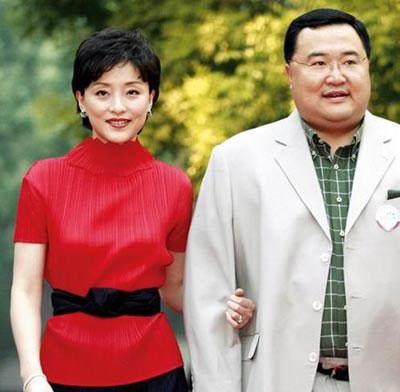 中国 吴征/吴征和妻子杨澜