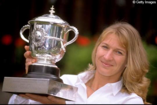 格拉芙创多项WTA纪录