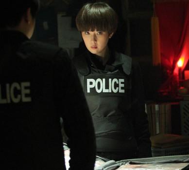 王思雅演绎外柔内刚魅力女缉毒警