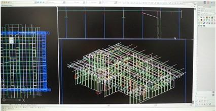 设计师使用中望CAD+设计图纸-中望CAD开创国产软件船舶设计新局面