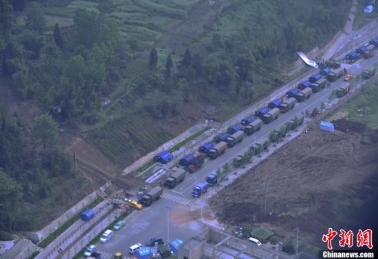 中科院研究称芦山地震可视为汶川地震的强余震