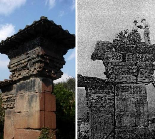 最古老最精美汉阙雅安地震受损 保护要及时跟上