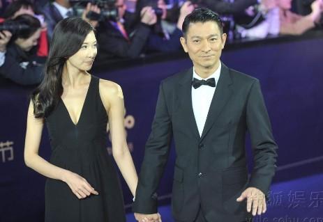 北京电影节闭幕红毯图片