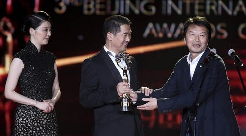 《一九四二》获得最佳影片、最佳视觉效果大奖。
