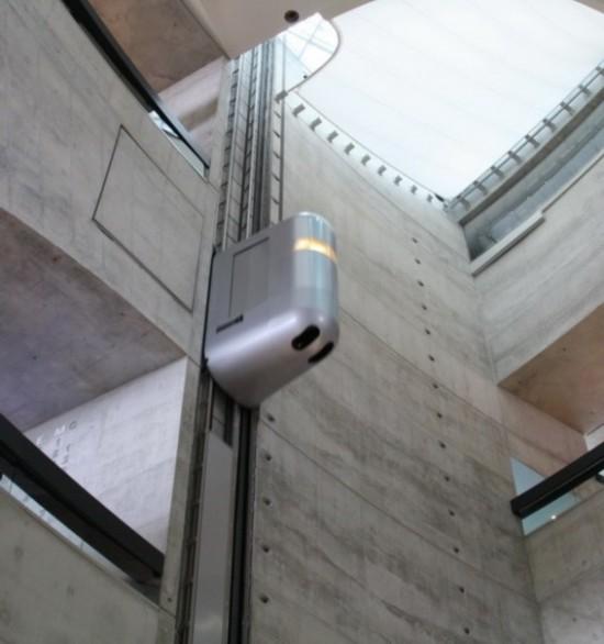 盘点世界11大创意电梯 张家界百龙天梯上榜(图)
