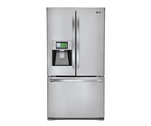 冰箱也跑安卓?颇具未来感智能冰箱一览