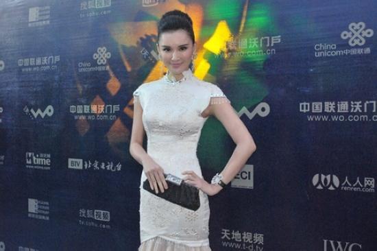 莫小棋出席北京电影节闭幕式