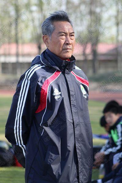 亚少赛图:中国国少0-3韩国 戚务生观战