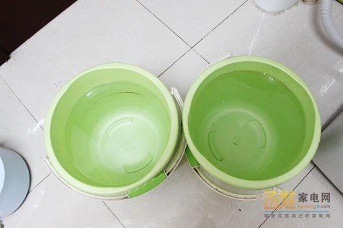 洗衣机/三洋洗衣机的用水量