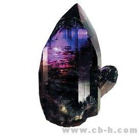"""""""海洋之心""""之坦桑石5月登陆中国(长沙)国际矿物宝石博览会"""