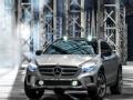 [海外新车]紧凑型豪华SUV 奔驰GLA概念车