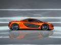 [海外新车]多元素设计 超跑新军迈凯轮P1