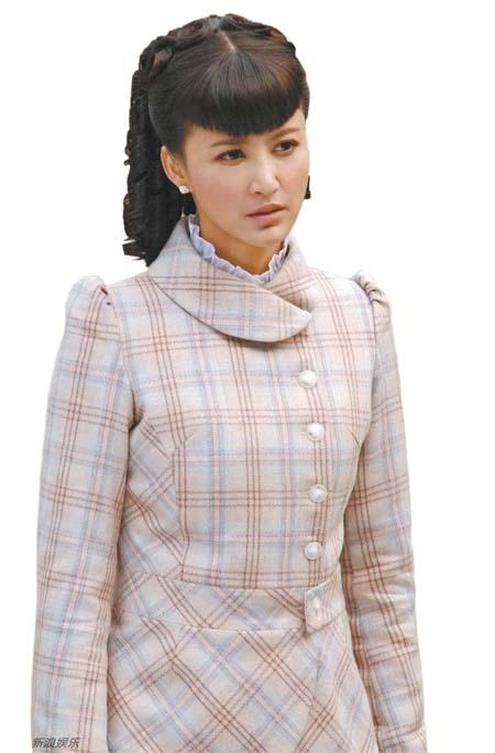 路青青_张歆艺在《大宅门1912》饰演的新角色路青青.