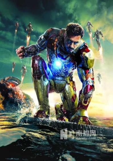 南都讯 记者朱燕霞 陆欣 《钢铁侠3》在中国的上映时间迟高清图片
