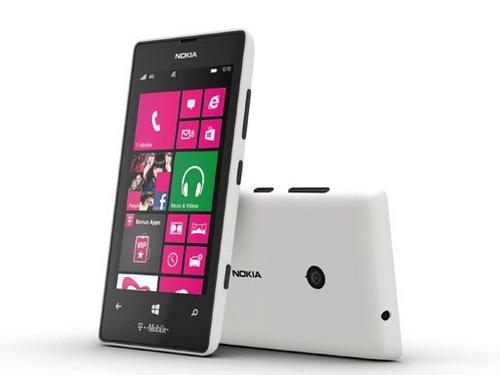 诺基亚Lumia 521于美国市场发售