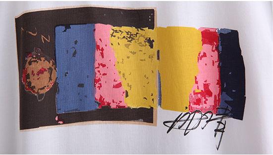 t恤涂鴉簽名圖片