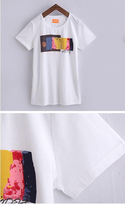 海清設計涂鴉t恤圖片