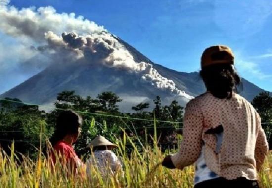 盘点全球十一大超级火山:印度尼西亚松巴哇坦