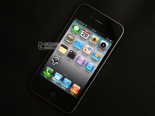 一代经典iPhone 4