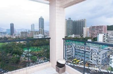 陈志云豪宅。