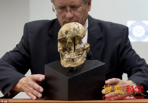 科学家近日发现了首例考古学中关于英国殖民者食人的确凿证据