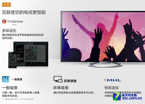 倍速3D互联网 索尼新55�嫉缡咏�8779元