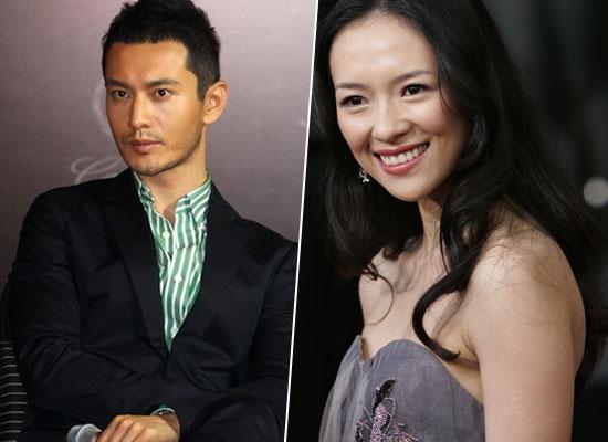 """章子怡和黄晓明应当要数是""""投资给自己当制片人""""的演员中牌儿最大的代表"""