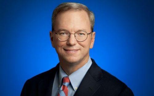 谷歌执行董事长埃里克·施密特(图片来自scrxw)