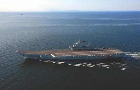 专家解读中国航母战斗群首次远航: