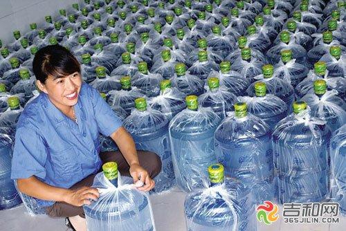 北京农夫山泉桶装水下架本地桶装水品牌占领长春市场