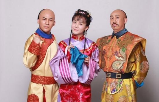 何炅谢娜扮徐志摩林徽因 演山寨版《人间四月天》