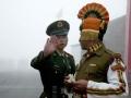 """外交部:中印部队已解除""""帐篷""""对峙"""