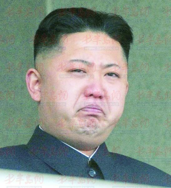 """朝鲜视频们几乎是清一色的""""大背头"""",而最高领导人的发型则相对政要头神器怎么用丸子6图片"""